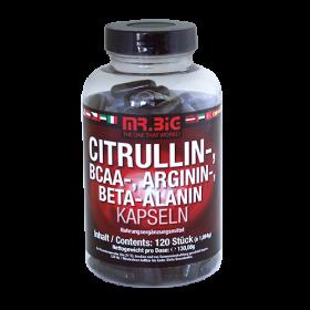 Citrullin-BCAA-Arginin-Beta-Alanin-Kapseln_120Stu¦êck