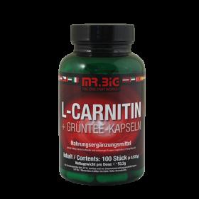 L-Carnitin+Gru¦êntee_100Stk