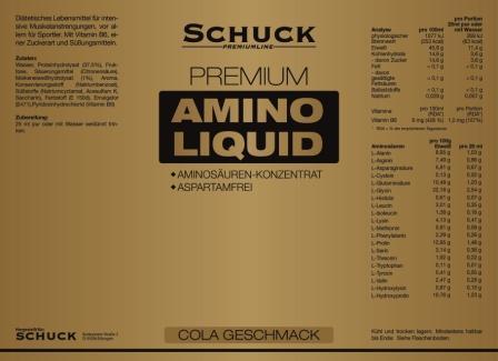 Amino Liquid Cola Web