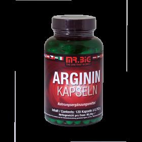 Arginin-Kapseln_120Stu¦êck