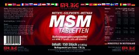 MSM-Kapseln_150Tabletten_
