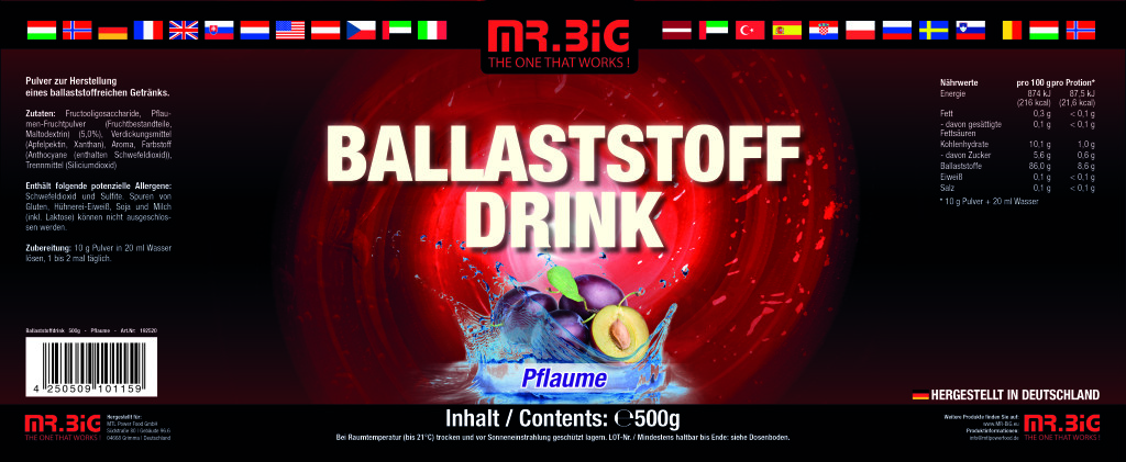 Ballaststoff-Drink_500g_Pflaume