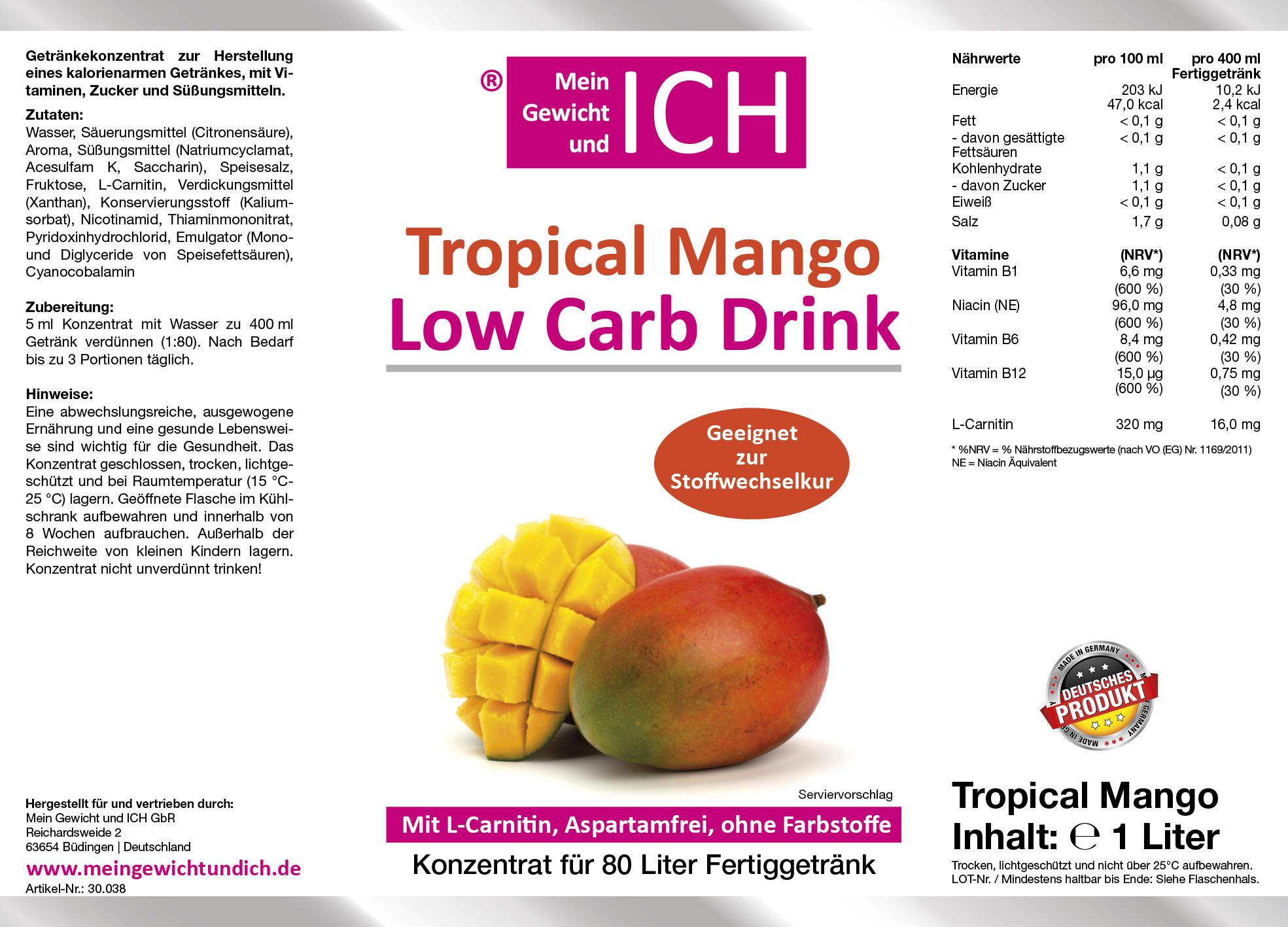 Jetzt 4 neue farbstoff-freie kalorienarme Mineraldrinks | Schuck Fitness